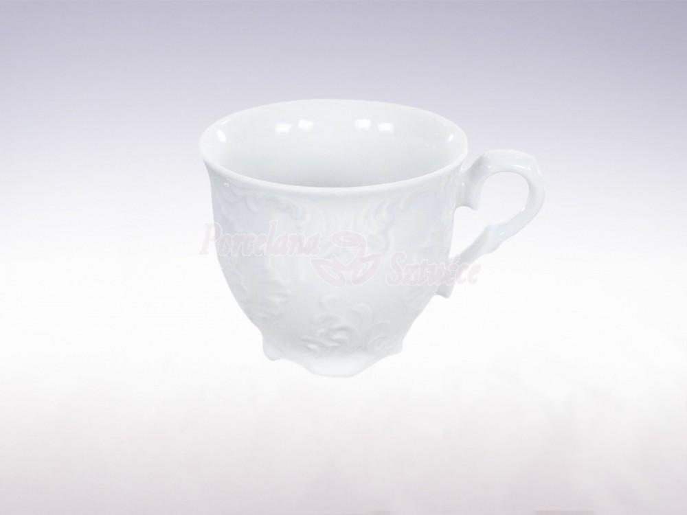 Filiżanka classic 100 Ćmielów Rococo Biały 0001