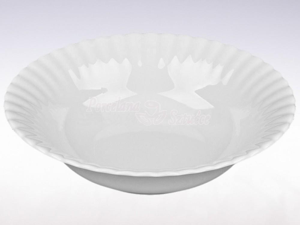 Salaterka okrągła 26 Chodzież Iwona Biały C000