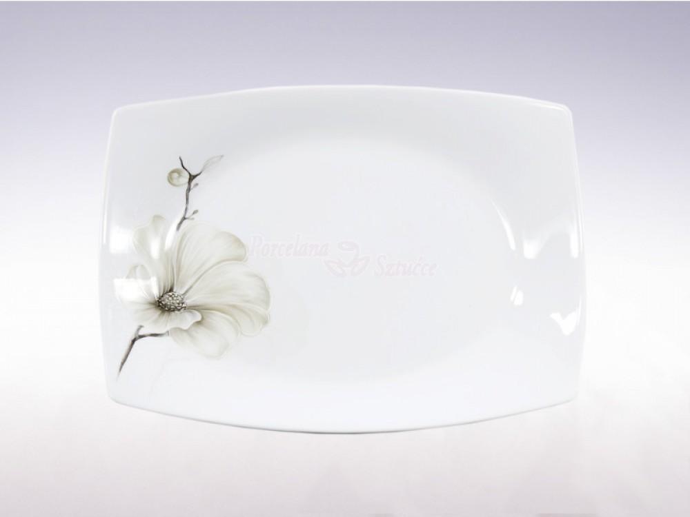 Półmisek owalny 29 cm Ćmielów Akcent  Magnolia G463