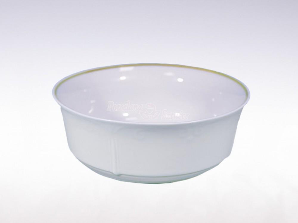 Salaterka cylindryczna 17 Chodzież Kamelia Złoty Pasek B014