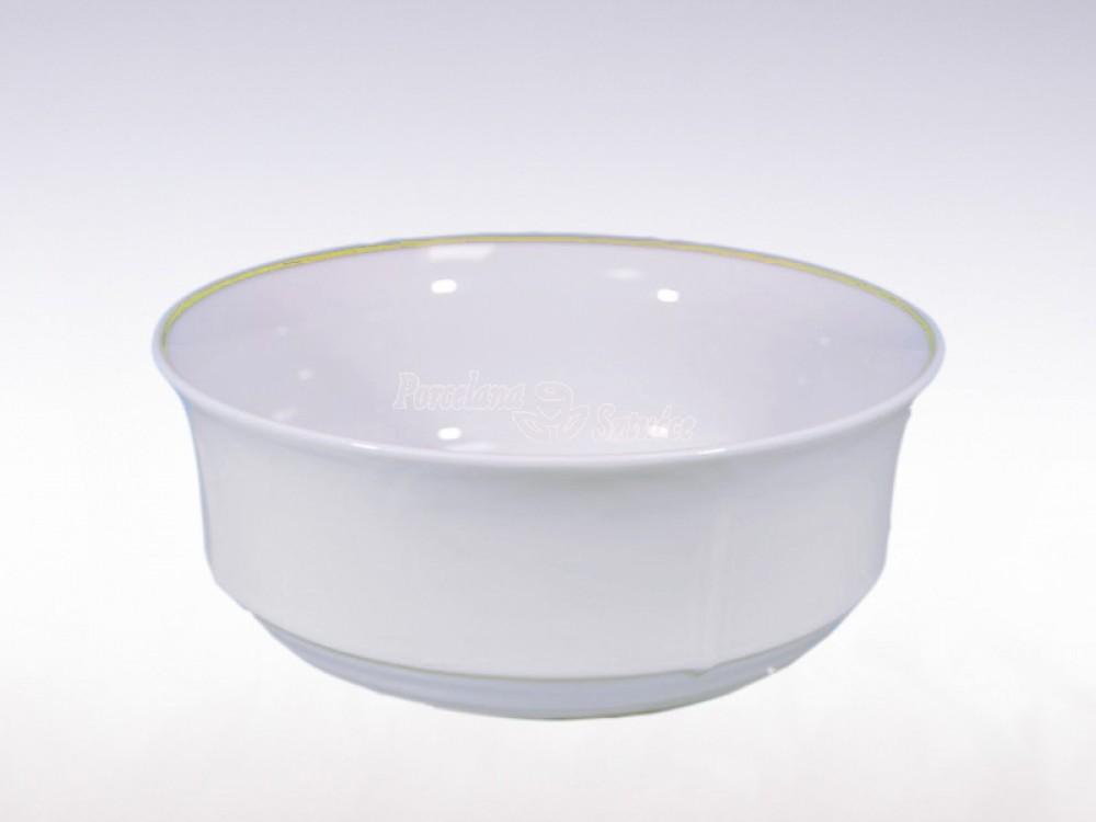 Salaterka cylindryczna 21 Chodzież Kamelia Złoty Pasek B014