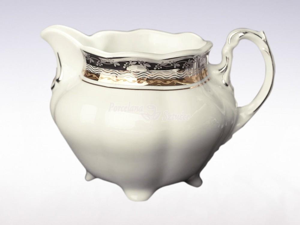 Serwis do herbaty 12 osób 39 el. 220 Ćmielów Bolero Princess E551