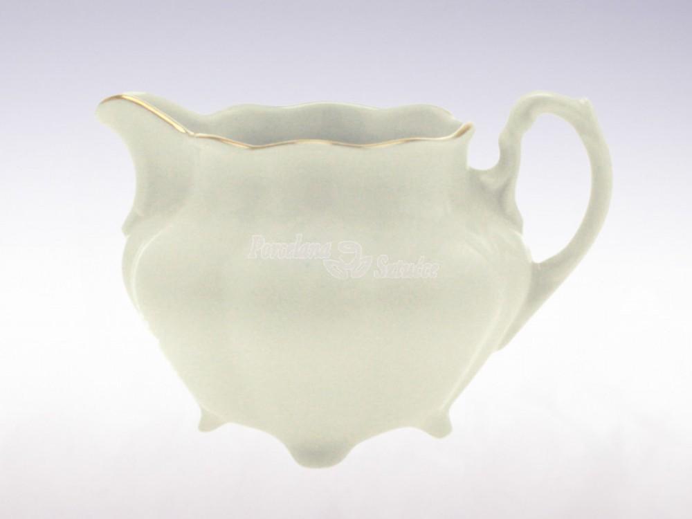 Serwis do herbaty 12 osób 39 el. 220 Ćmielów Bolero Złoty Pasek 3604