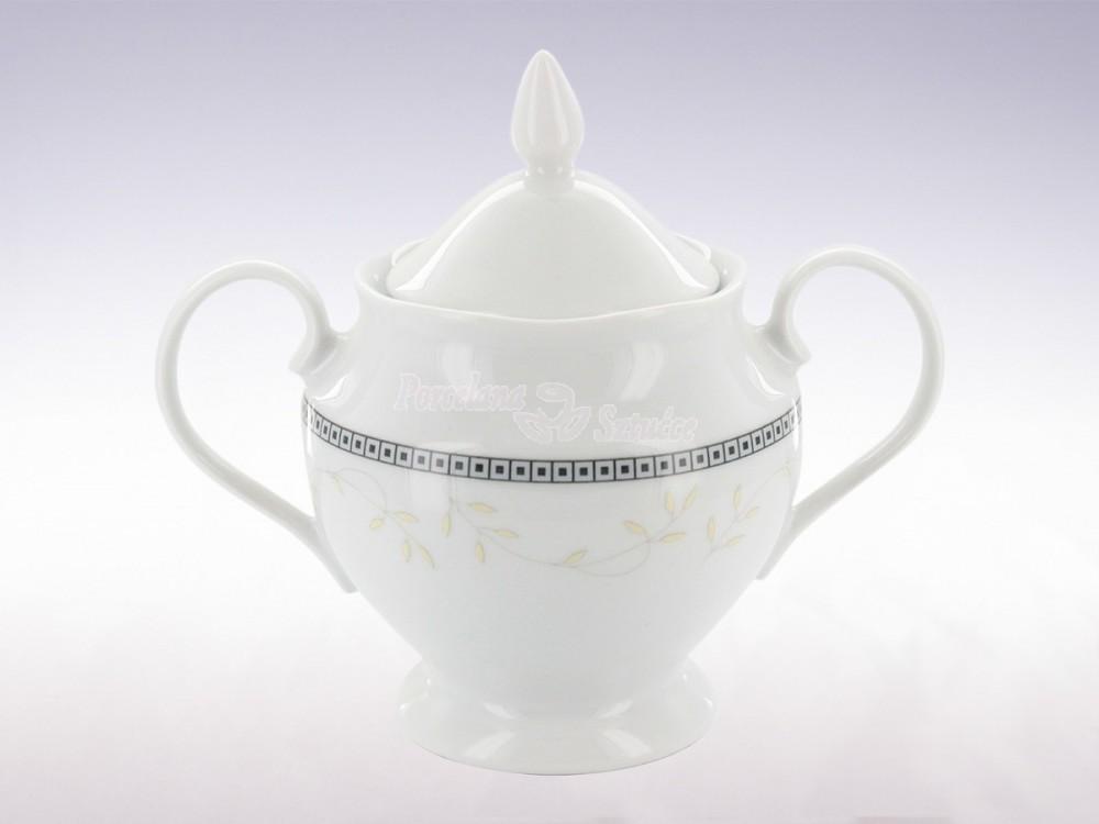 Serwis do herbaty 12 osób 40 el. Ćmielów Astra Marzenie K601