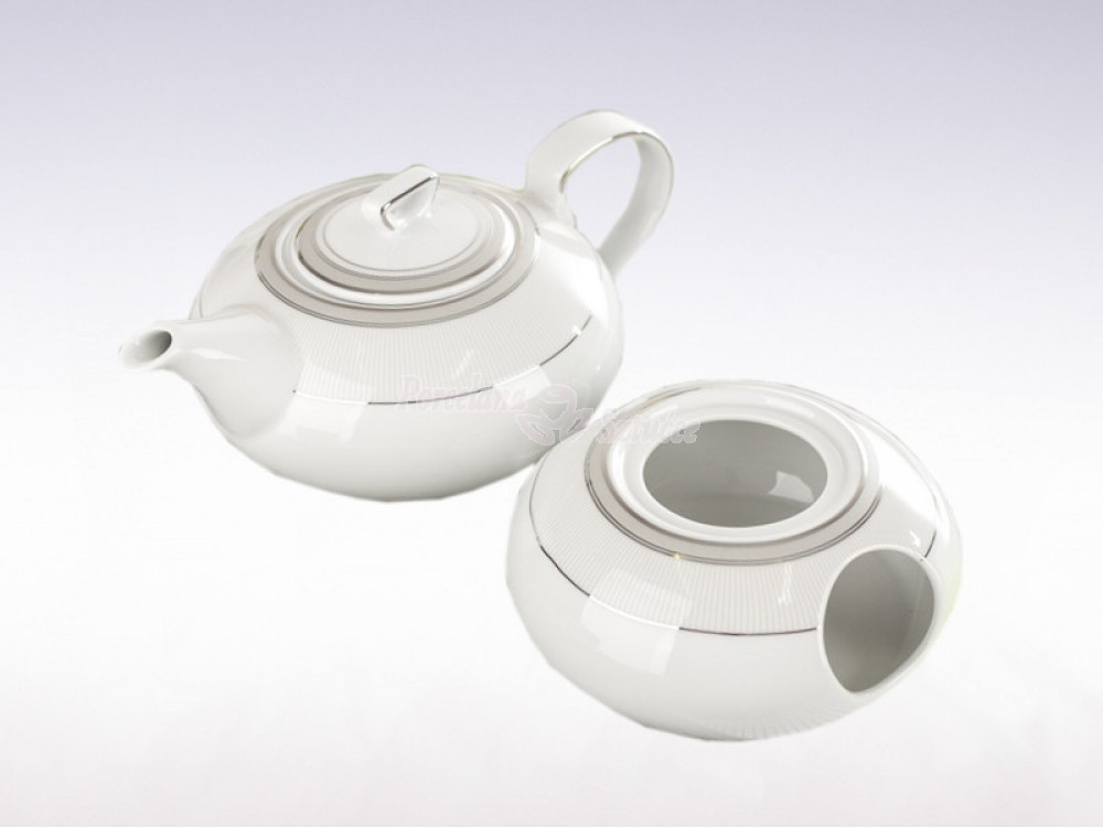 Serwis do herbaty 6 osób 20 el. Ćmielów Yvonne Julia E685