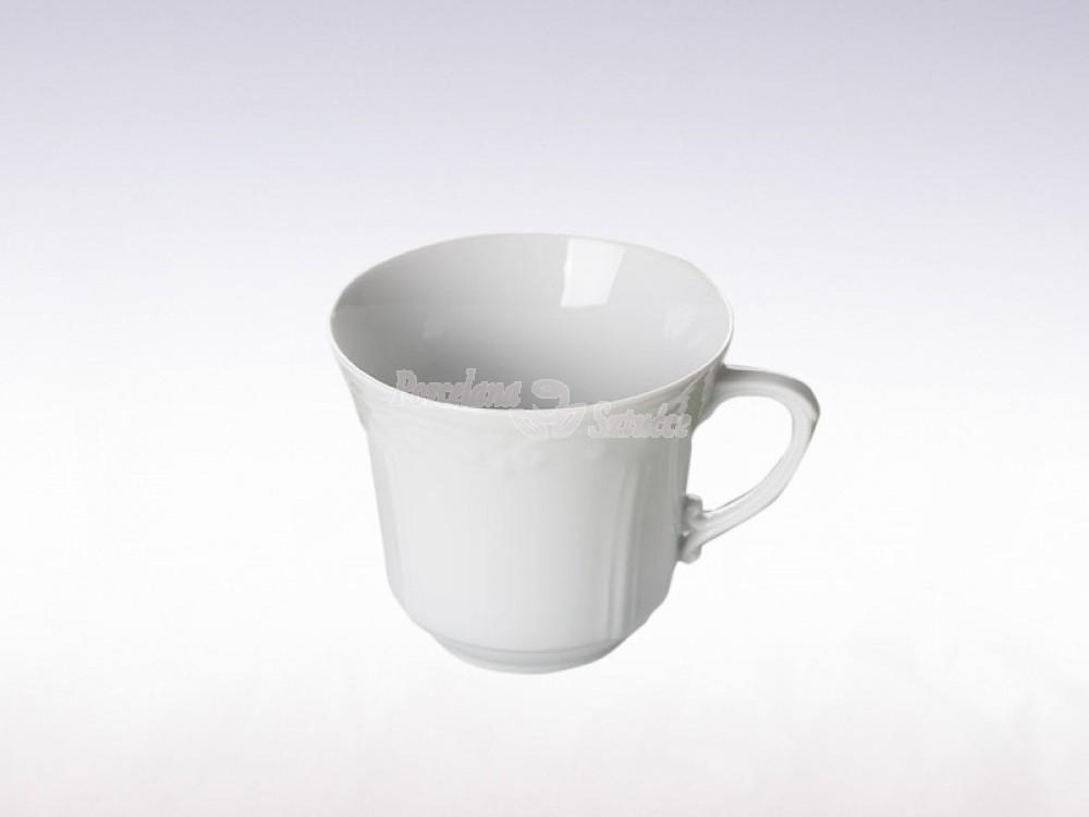 Serwis do Kawy 12 osób 39 el. 250 Chodzież Kamelia Biały C000