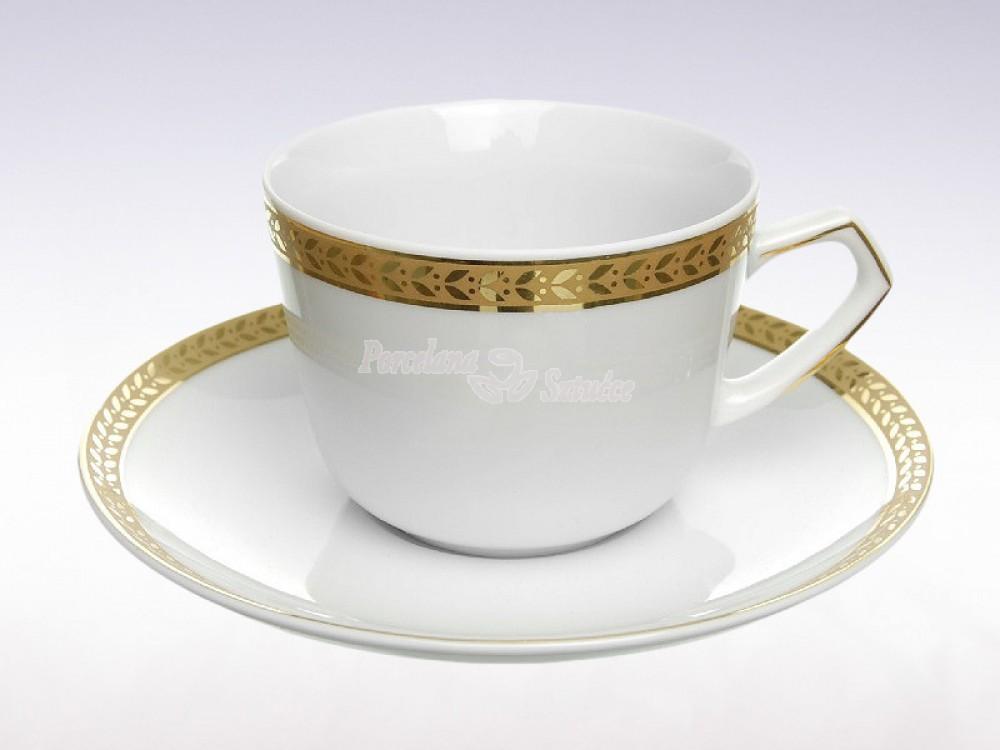 Serwis do Kawy 6 osób 12 el. Ćmielów Pułaski Prezydencka 8790