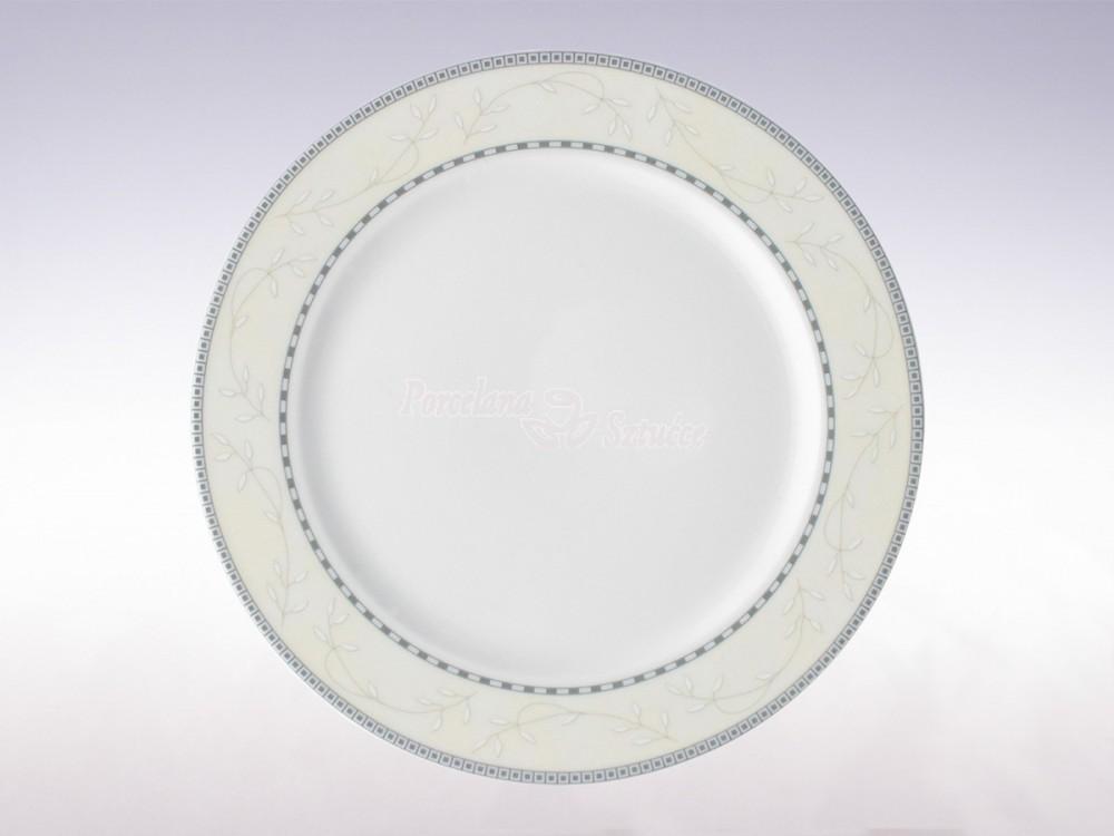 Serwis obiadowy 12 osób 44 el. Ćmielów Astra Marzenie K601