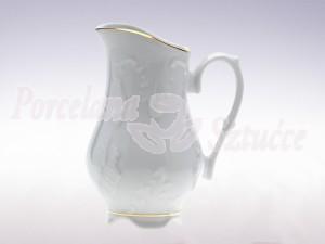 Mlecznik 300 Ćmielów Rococo Złoty Pasek 3604 Wzór